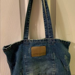American Eagle Tote New with Tags